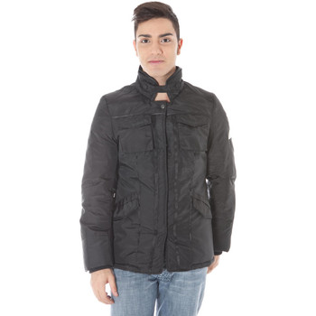 Vêtements Homme Parkas Enrico Coveri SHINY noir BLACK