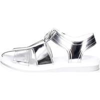 Chaussures Femme Sandales et Nu-pieds Cult CLJ101736 Sandale Femme Argent Argent