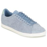 Chaussures Femme Baskets basses Le Coq Sportif CHARLINE NUBUCK Bleu