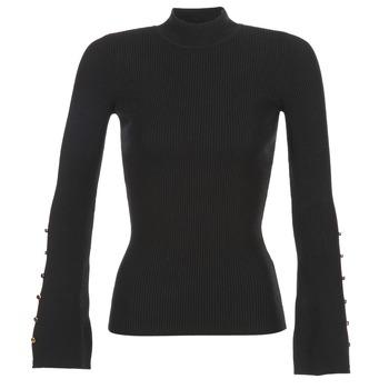 Vêtements Femme Pulls Morgan MJIK Noir