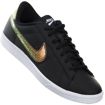 Chaussures Garçon Baskets basses Nike TENNIS CLASSIC Noir