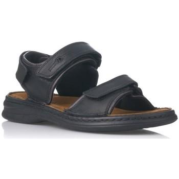 Chaussures Homme Sandales et Nu-pieds Josef Seibel RAFE NEGRO Sandalias
