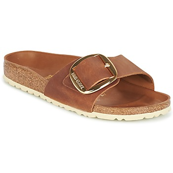 Chaussures Femme Mules Birkenstock MADRID BIG BUCKLE Marron