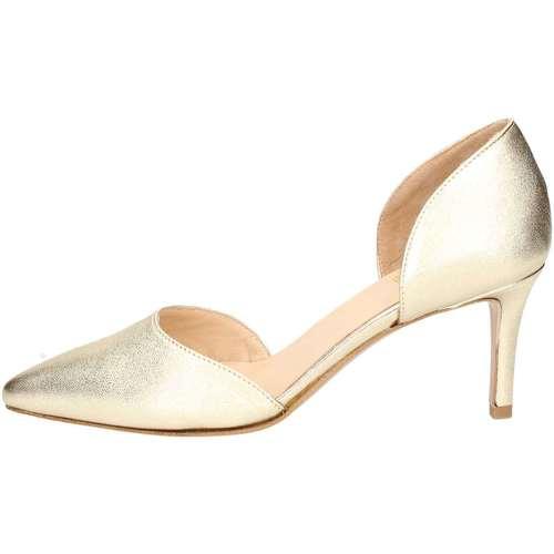 Chaussures Femme Escarpins Noa NOA  MU652 Chaussures à Talon Femme Platine Platine