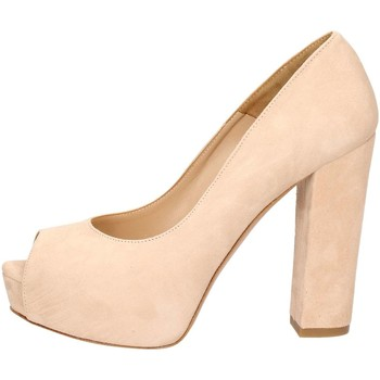 Chaussures Femme Escarpins Noa NOA  B6501 Chaussure avant ouverte Femme skin skin