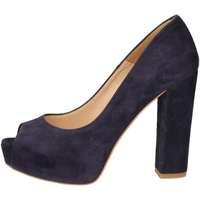 Chaussures Femme Escarpins Noa NOA  B6501 Chaussure avant ouverte Femme Bleu Bleu