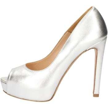 Chaussures Femme Escarpins Noa NOA  B6501 Chaussures à Talon Femme Argent Argent