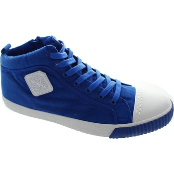 Chaussures Homme Baskets montantes S.Oliver 5-15205-28 Bleu