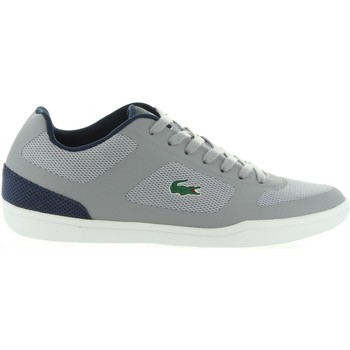 Chaussures Homme Baskets basses Lacoste 33CAM1027 COURT Gris