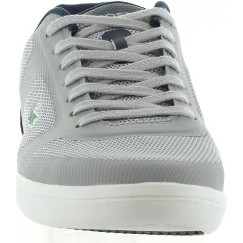 33cam1027 Chaussures Baskets Lacoste Gris Basses Court Homme F3lKJTcu1