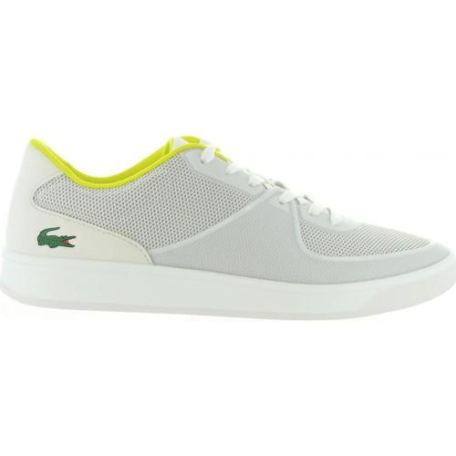 Chaussures Homme Baskets basses Lacoste 33SPM1011 LS12 EVO Gris