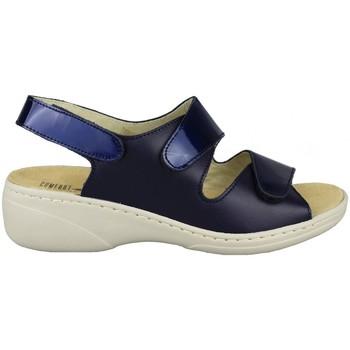 Chaussures Femme Sandales et Nu-pieds Comfort Class PLANTILLA EXTRAIBLE MARINO