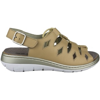 Chaussures Femme Sandales et Nu-pieds Comfort Class  BEIGE