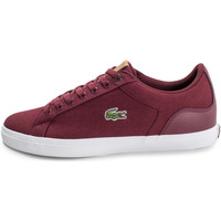 Chaussures Homme Baskets basses Lacoste Lerond Toile Vert