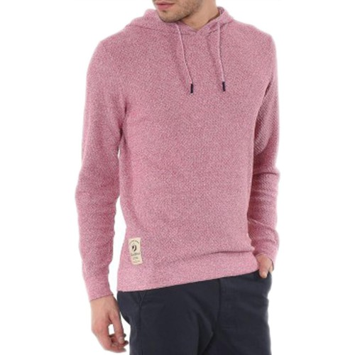 Vêtements Homme Pulls Kaporal Pull A Capuche  Dony Apricot Abricot