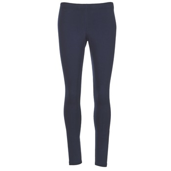 Vêtements Femme Leggings Nike LEG A SEE LOGO Bleu