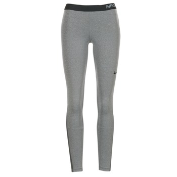 Vêtements Femme Leggings Nike NIKE PRO TIGHT Gris / Noir