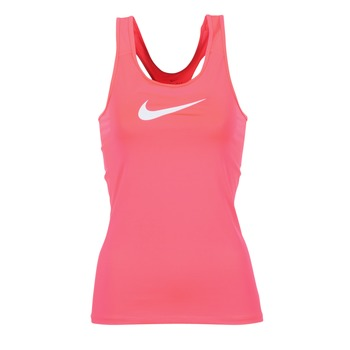 Vêtements Femme Débardeurs / T-shirts sans manche Nike NIKE PRO COOL TANK Rose / Blanc