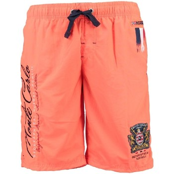 Vêtements Garçon Maillots / Shorts de bain Geographical Norway Maillot de Bain Garà§on Quarter Corail