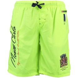 Vêtements Homme Maillots / Shorts de bain Geographical Norway Maillot de Bain Quarter Jaune