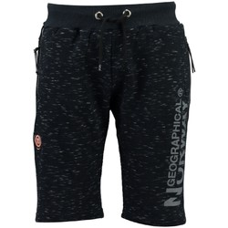 Vêtements Homme Shorts / Bermudas Geographical Norway Bermuda Homme Pantaga Marine