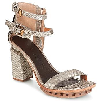 Chaussures Femme Sandales et Nu-pieds Airstep / A.S.98 CALMORA Gris / Vieux rose