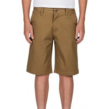 Short enfant volcom short frickin chino dark khaki