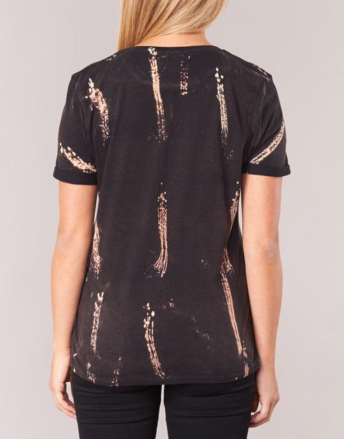 TRUSTIN  Eleven Paris  t-shirts manches courtes  femme  noir