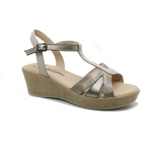 Chaussures Femme Sandales et Nu-pieds Relax 4 You BS172001 beige