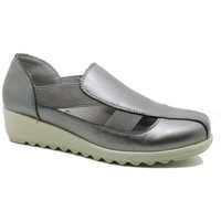 Chaussures Femme Sandales et Nu-pieds Relax 4 You BS17411 gris