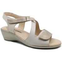 Chaussures Femme Sandales et Nu-pieds Relax 4 You BS171002 beige