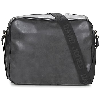 Sacs Homme Besaces David Jones CHAMIL Noir