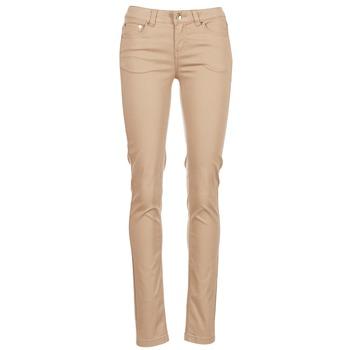 Vêtements Femme Pantalons 5 poches Les P'tites Bombes BEMBRELA Beige