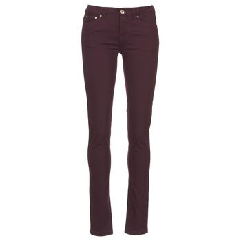 Vêtements Femme Pantalons 5 poches Les P'tites Bombes BEMBRELA Prune