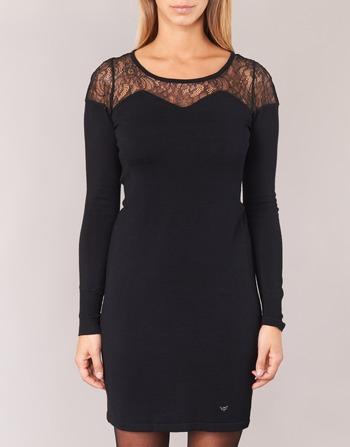 Vêtements Robes Femme Woman Courtes Noir Lpb Darto ZTkiOPXu