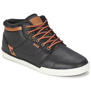 Chaussures Homme Baskets montantes Etnies JEFFERSON MID Noir / Marron