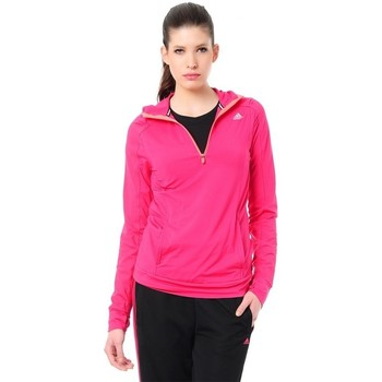Vêtements Femme Pulls adidas Originals 12 Hoody Climawarm Rose