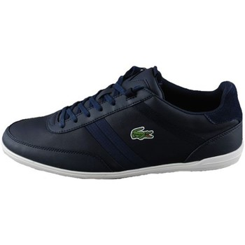 Chaussures Homme Baskets basses Lacoste Giron Noir