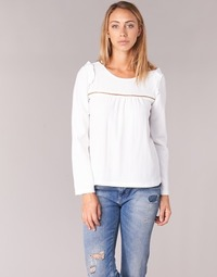Vêtements Femme Tops / Blouses Betty London HAMONE Ecru