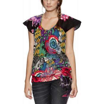 Vêtements Femme Tuniques Desigual TUNIQUE  GARDENIA 38