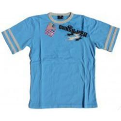 Vêtements Garçon T-shirts manches courtes Quiksilver T-SHIRT