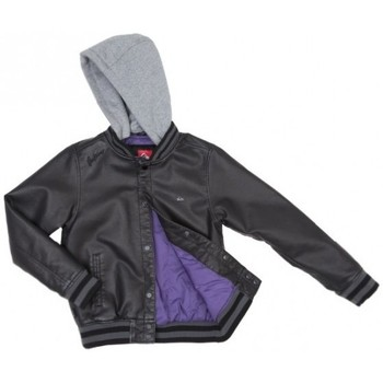 Blouson Enfant quiksilver blouson it rocks marron