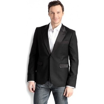 Vêtements Homme Vestes / Blazers G-Star Raw Veste  Midnight Smoking Black