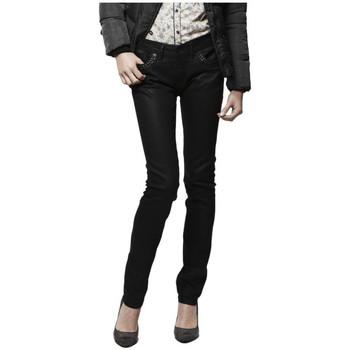Vêtements Femme Jeans slim Kaporal Jean Noir Slim Dess Femme Noir