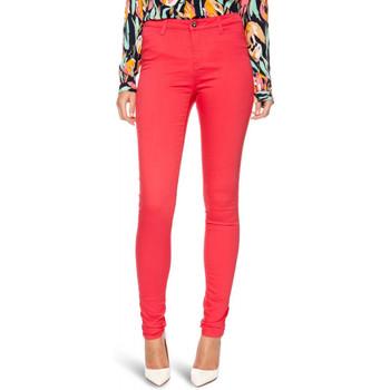 Pantalon WONDER WN JEGGING RASBERRY UN - Vero Moda - Modalova