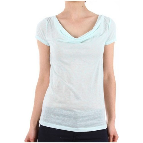 Vêtements Femme T-shirts manches courtes Vero Moda T-Shirt November Waterfall Vert