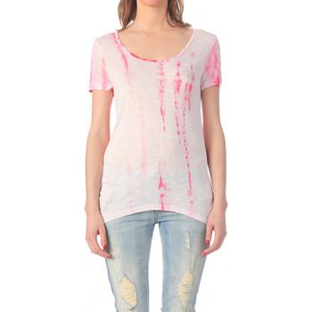 Vêtements Femme T-shirts manches courtes Vero Moda T SHIRT DIANA S/S TOP EX4 ROSE