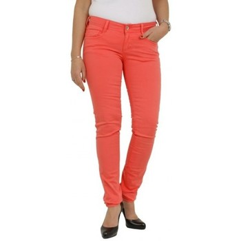 Vêtements Femme Jeans slim Kaporal Pantalon Femme Quinze pasteque Rouge