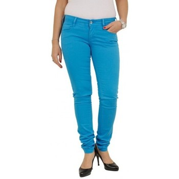 Vêtements Femme Jeans slim Kaporal Pantalon Femme Quinze Bleu Noir