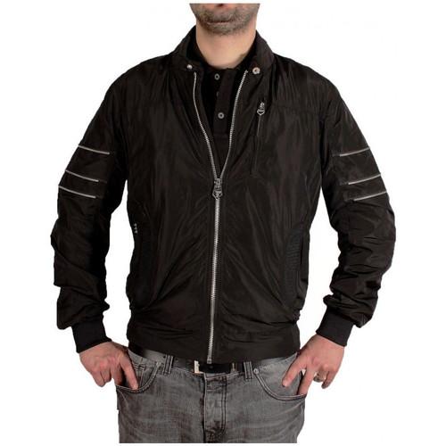 Vêtements Homme Blousons Redskins Blouson  GLOFAX Noir